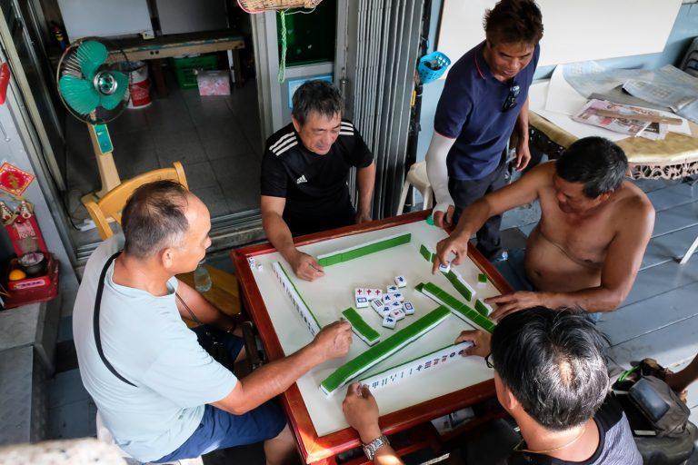 Tai O - Mahjong