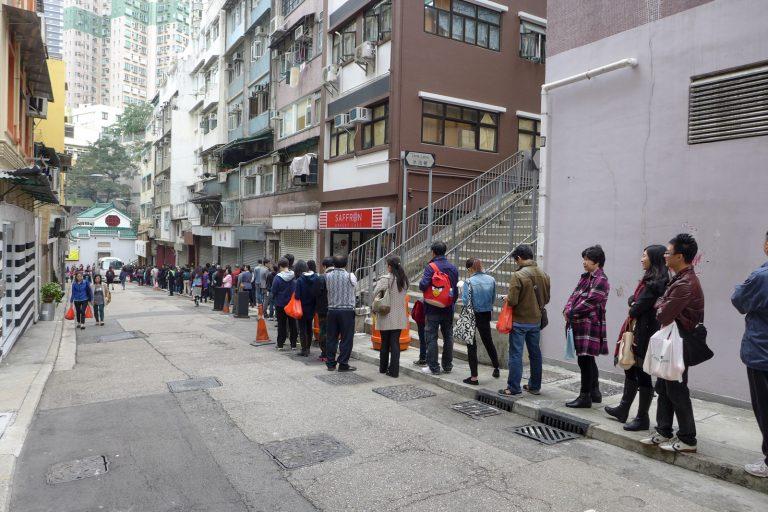 Square Street, Sheung Wan