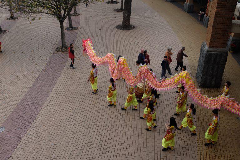Dragon, Lion and Dragon Dance, Ma Wan