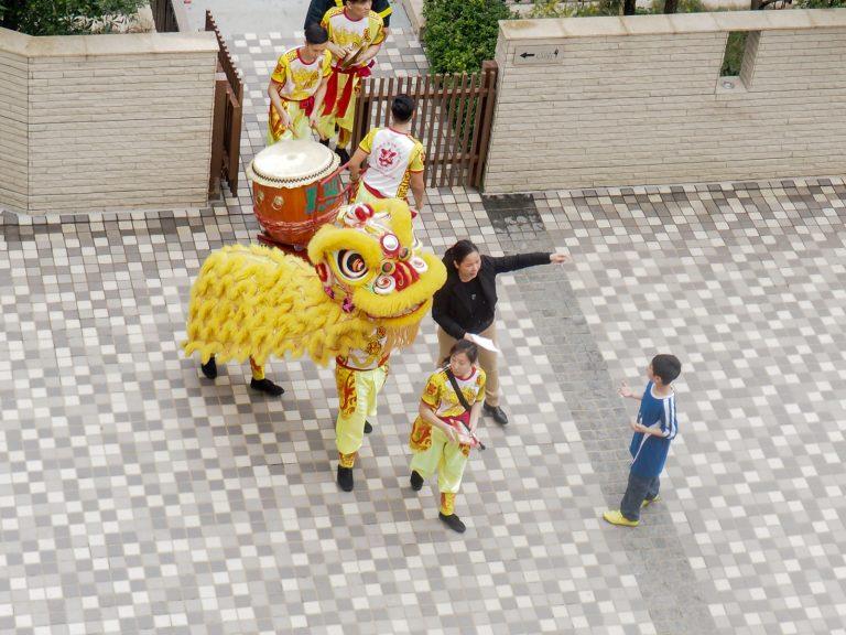 Lion, Lion and Dragon Dance, Ana Capri Ma Wan