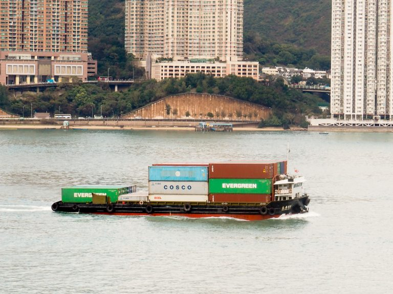 Container Tug
