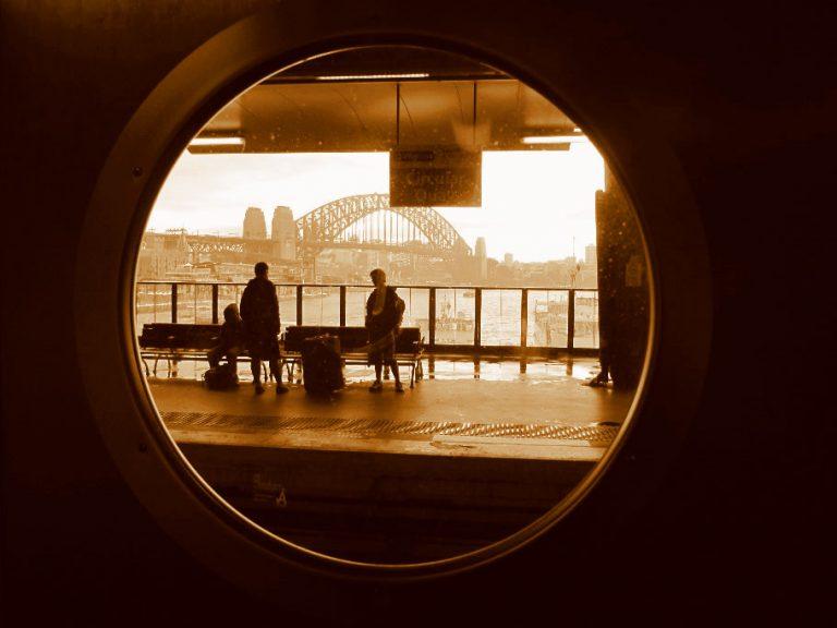 Sydney Train Carriage